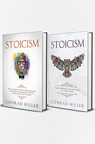 Stoicism: ** A Two Book Bundle**