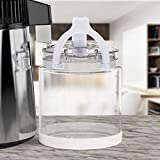 Life Basis 4L Glass Collection Bottle for Water