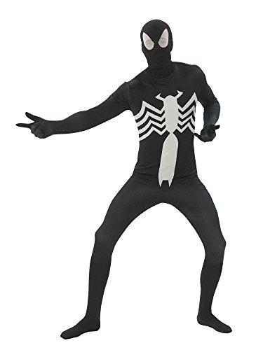 Rubie's Men's Marvel 2nd Skin  MediumSpider-Man ()