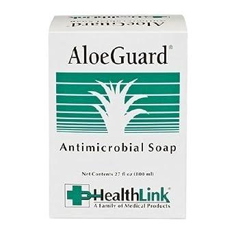 Amazon.com: Healthlink AloeGuard - 7720CS - 12 Each / Case ...
