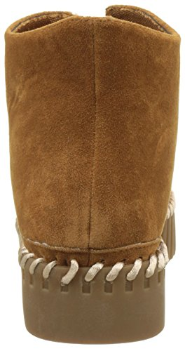 CASSIS COTE D'AZUR Women's Helene Slouch Boots Brown (Camel) clearance best wholesale cheap outlet jA1SR