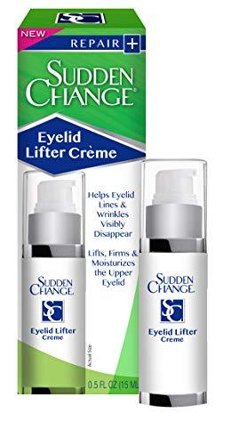Sudden Change Eyelid Lifter Crème, 0.5 Fl Oz (Best Eyelid Lifter Creme)