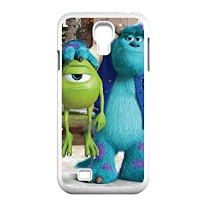 Funny Monsters University Samsung Galaxy S4 9500 Cell Phone Case White Cool Witty Humor Maverick CYGJ6315808640