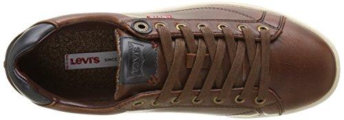 Sneakers Herren 221764 Marron Braun Levi's AxfRO7qwz