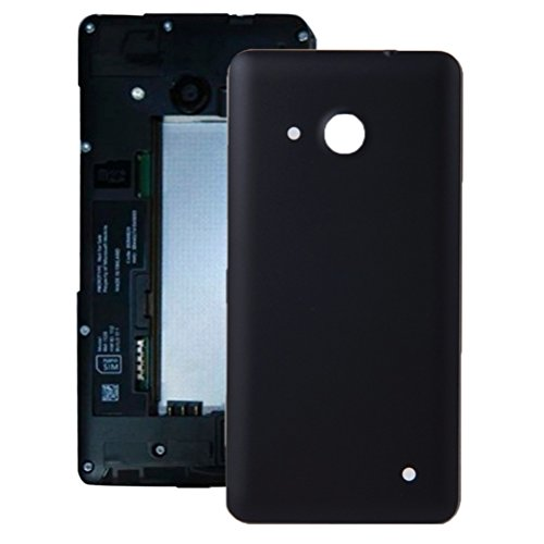 iPartsBuy for Microsoft Lumia 550 Battery Back Cover(Black)