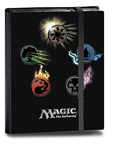 Magic the Gathering: 4 Symbols - Mana 9-Pocket PRO Ultra Pro UPMTGMANAPROB Jeu de cartes