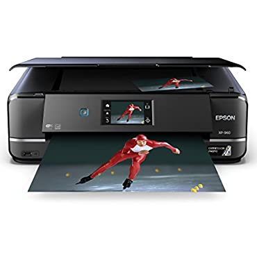 Epson Expression Photo XP-960 Wireless Color Photo Printer with Scanner and Copier