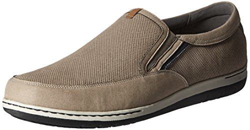 Stone Men's On Slip Dunham Fitsync Shoe Uqzw6XxfX