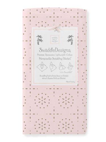 SwaddleDesigns Mariquisette Swaddling Blanket Sparklers
