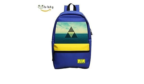 Cool Hisper Logo Tumblr Fashion mochila escolar mochila para niños y niñas: Amazon.es: Oficina y papelería