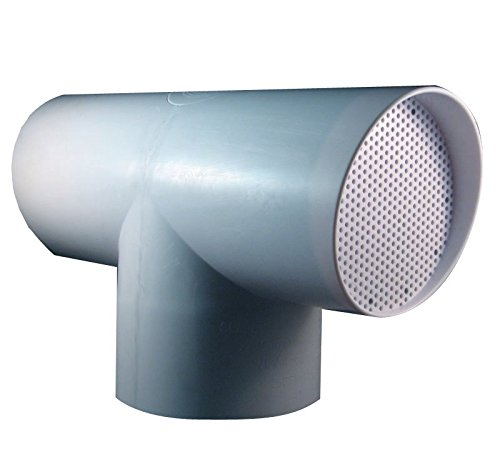 WLV-4 Disposable Vent Pipe Filter - Vent Iron 2 Hub Cast
