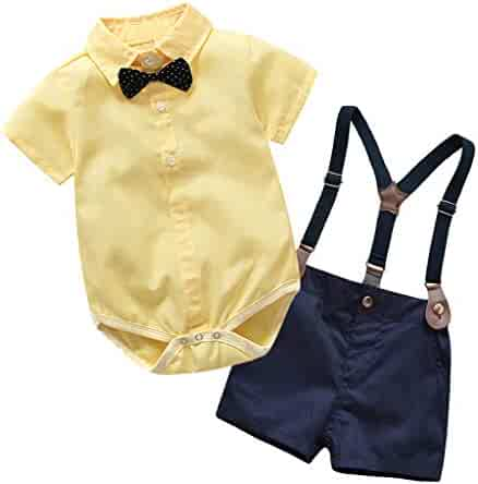 4f3389698 residentD 2019 Summer Baby Boys Clothes, Kids Cotton Casual Wear T-Shirt+  Shorts Pants