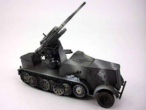 PMA Models 1/72 P0307 German WW2 Sd.Kfz. DB9 Flak 88 - German Half Track with 88mm Flak Gun