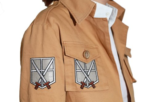 Attack on Titan Trainee Corps Jacket Attack on Titan Trainee Corp