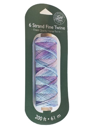 Hemp-Sisters-HTD-6-VP-6-Strand-Fine-Hemp-Twine-Spool-with-Cardboard-200-Length-Pastel