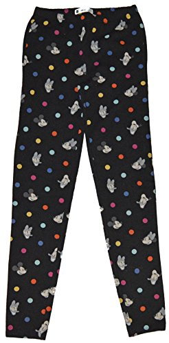- GAP Kids Girls Disney Black Mickey Minnie Donald Daisy Leggings XL 12