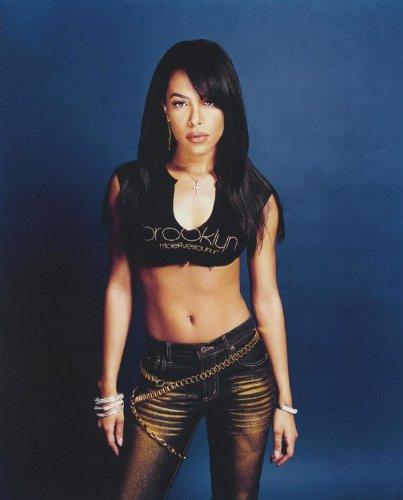 Aaliyah 8X10 Photo Photograph Banner - Sexy & Hot