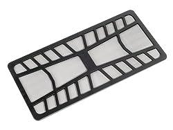 Silverstone Tek 140mm X 2 Fan Filter With Magnet, Black (Ff142b)