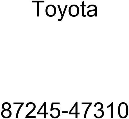 Toyota 87245-47310 HVAC Heater Hose