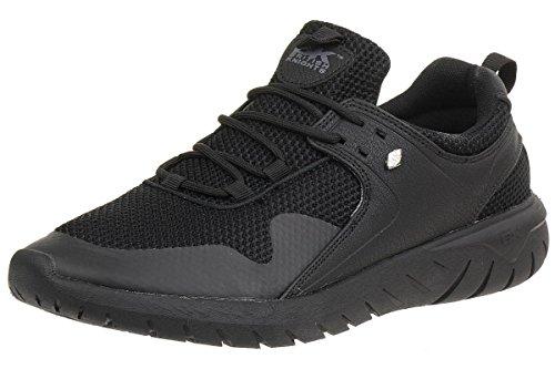 British Knights Fraction BK trainer Sneaker black, shoe s...