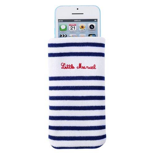 b282ede8bd2 iChic 15302 Chaussette universelle pour Téléphone Portable Smartphone Motif  Little Marin  Amazon.fr  High-tech