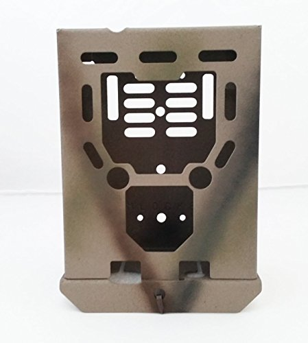 Camlockbox Security Box Compatible with Bushnell Trophy Cam HD Aggressor Wireless 119599C2 by CamLockBox