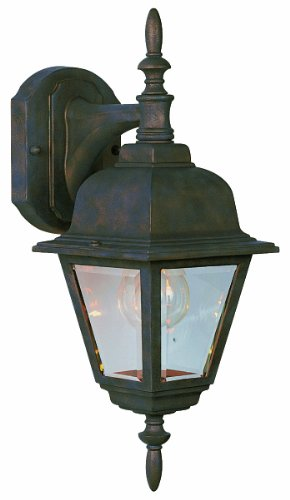 Cheap  Design House 511469 Maple Street 1 Light Indoor/Outdoor Wall Light, Washed Copper