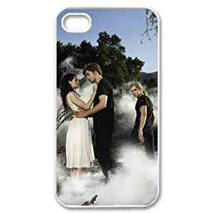Kristen Jaymes Stewart S-T-R5095463 Iphone 4,4S Phone Back Case Personalized Art Print Design Hard Shell Protection