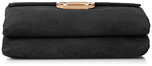 Suede Woman Multicolor Business 001 Coccinelle Arlettis Bag noir IxwXnffS85