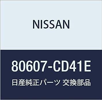 Genuine Nissan Handle Outside 80607-CD41E