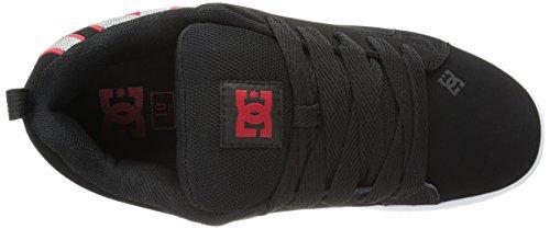 Graffik Red Sneaker Grey SE Men's Black DC Court 6F0gwEqWZ