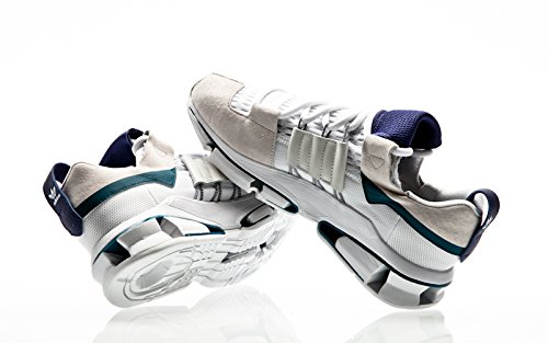 adidas Originals Twinstrike ADV, Footwear White-Real Purple-Real Teal blanco