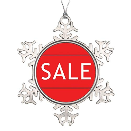 Cheyan Fund Drive Tree Branch Decoration Sale Christmas Ball Snowflake Ornaments