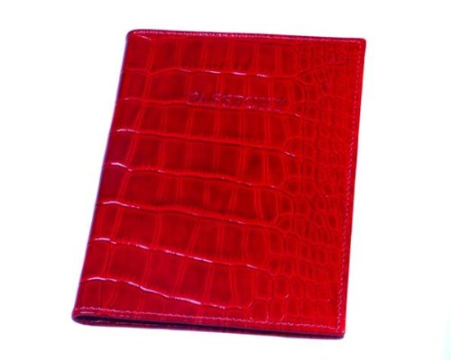 Patent Leather Passport Cover - 5