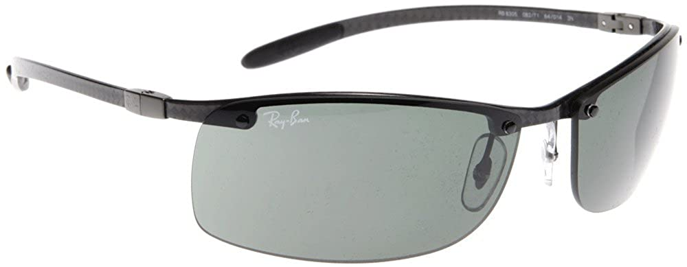 041cb39f6d Ray Ban Occhiali da sole Da Uomo RB8305   082 71  Dark carbon  Ray-Ban   Amazon.it  Abbigliamento