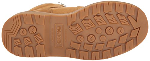 Floodhand Soft Wheat Work Wolverine Toe Boot 6