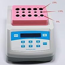 Gel Heating Machine - Portable 110V 10ml/5ml/2.5ml PRP PPP Gel Maker Heater Platelet Rich Plasma Bio-Filler Gel Heating Instrument with Digital Display and 3 Different Capacity