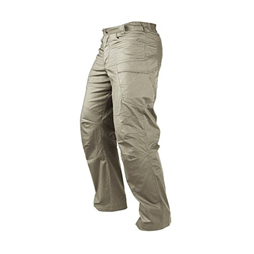 Condor Outdoor 610T Lightweight Ripstop Stealth Operator Pants (32x30, Khaki)