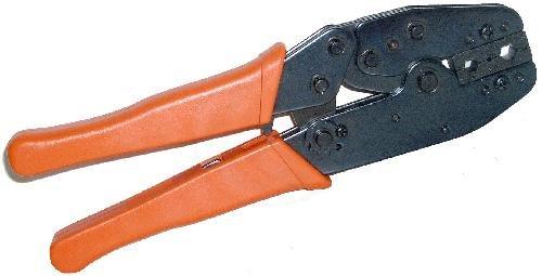 Cablematic - Herramienta Crimpadora Cable Coaxial RG58/59 (BNC/N/SMA): Amazon.es: Informática