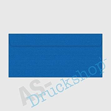 Majestic Blue 10 Stück/DIN Lang Faltkarte/Doppelkarte