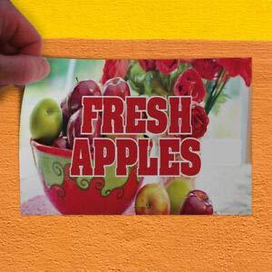 Amazon com : KARPP Decal Sticker Fresh Apples #1 Style H