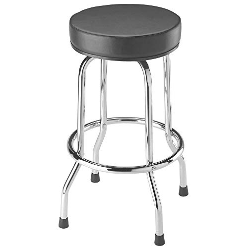 Torin Big Red Swivel Bar Stool / Shop Seat