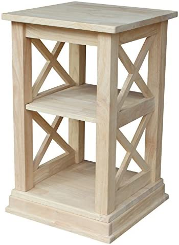 International Concepts Hampton Accent Table