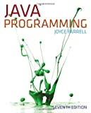 Java Programming, Joyce Farrell, 1285081951