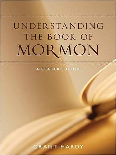 Mormon ebook the book of