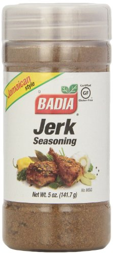 Badia Spices inc Seasoning, Jerk, 5-Ounce (Pack of 6)