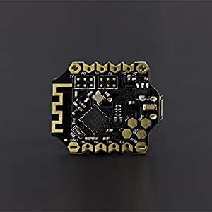 Angelelec DIY Open Source Arduino Controller, Bluno Beetle Controller, SD Card Size, Arduino Master With Bluetooth 4.0, Wearable Electronics, Download VIA Micro USB Interface, IOS or Android APP