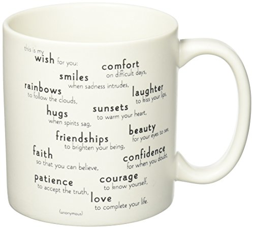 Quotable My Wish You MUG G158 QUOTE product image