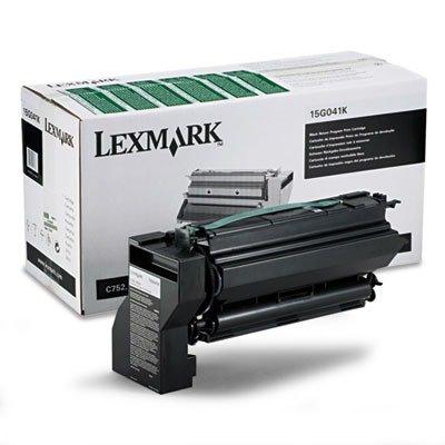 (LEXMARK Laser Return Program c752 c760 c762 x752e - 6 000 Page Yield - Black 15G041K)
