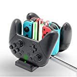 Controller Charger for Nintendo Switch 6 in 1
